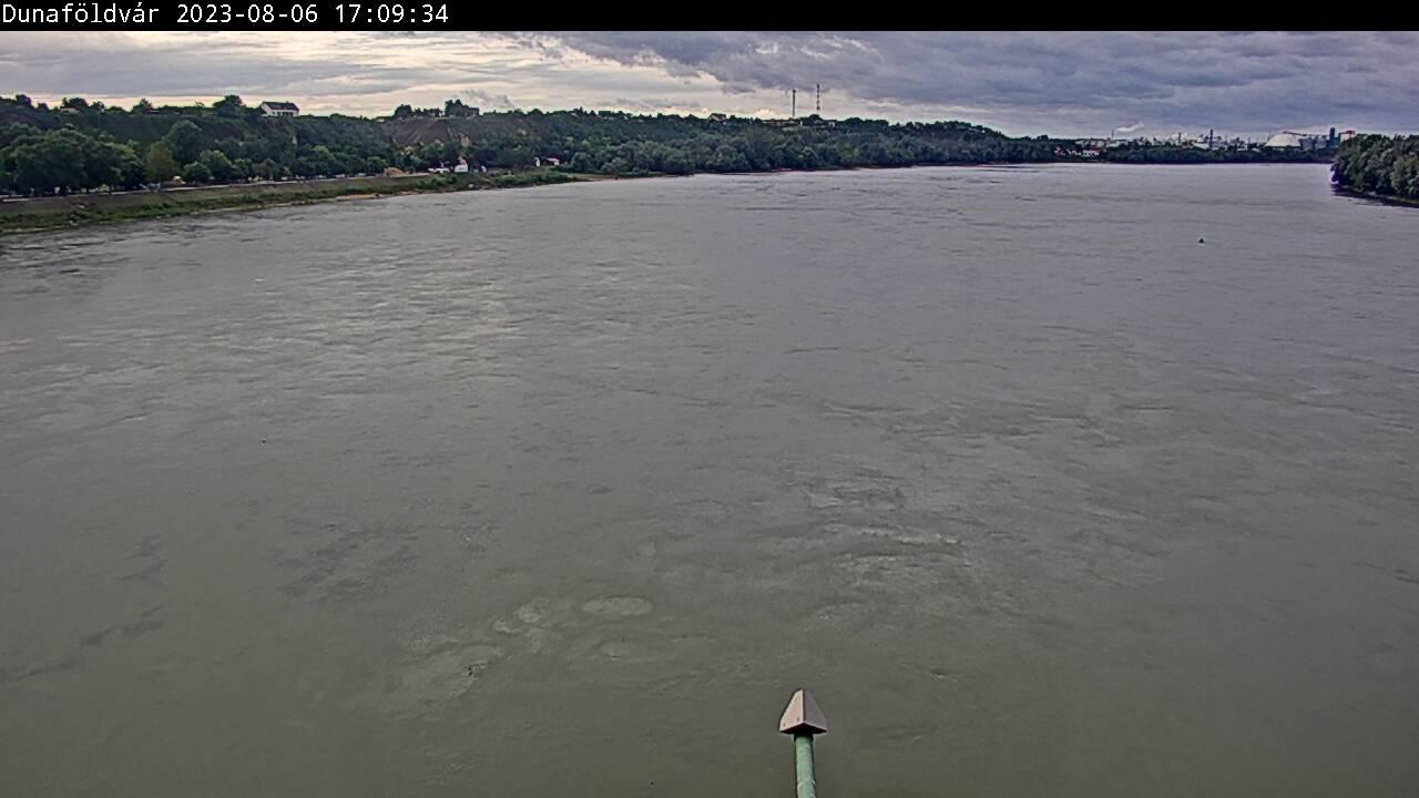 Duna, Dunaföldvár(az ADUVIZIG kezelésében)